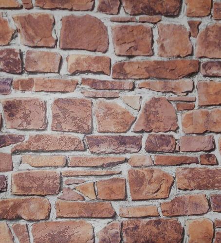 rasch faux vintage apartment brick wallpaper 402612