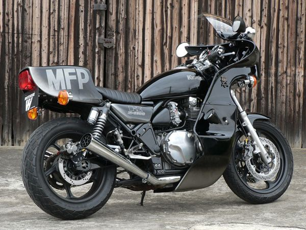 Mad Max Motorcycles Goose's 1000 | Japanese Mad Max Goose Replica Kit Ain't Cheap - Photo Gallery