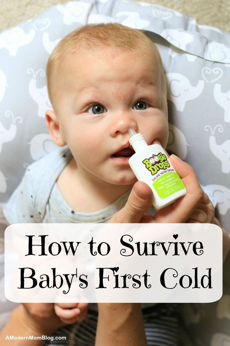 How To Survive Baby S First Cold A Modern Mom Blog In 2020 Baby Cold Remedies Sick Baby Remedies Baby Cough Remedies