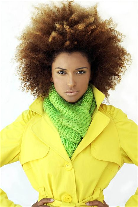 Spring: Bright Color, Bold Color, Color Combinations, Bridal Hair, Big Hair, Natural Hair, Hair Color, Hair Inspiration, Curly Hair
