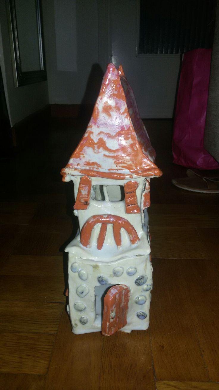 #ceramic #house