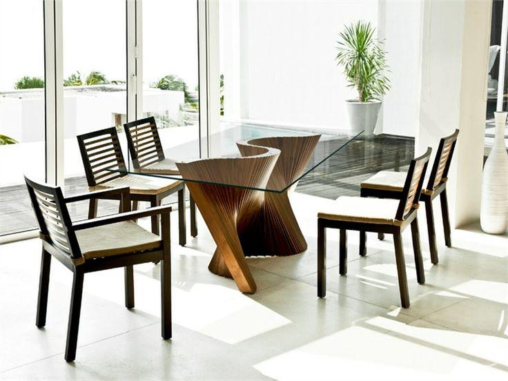 Rectangular Dining Table WAVE | Dining Table   KENNETH COBONPUE. Condo  DesignFurniture ShowroomFurniture ...