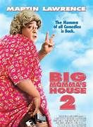 Big Momma's House 2 (2006). Starring: Martin Lawrence, Nia Long, Zachary Levi, Emily Procter, Mark Moses, William Ragsdale, Kevin Durand and Josh Flitter