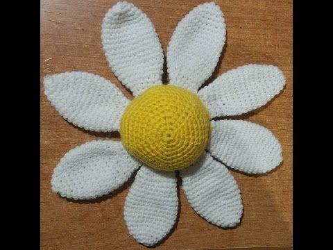 Tutorial margherita puntaspilli all'uncinetto amigurumi - pincushion crochet - acerico amigurumi - YouTube
