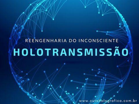 Holotransmissão 5 - Transcendendo a depressão com Horácio Frazão - YouTube