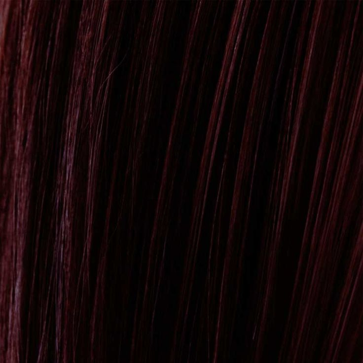 4.56 Deep Plum Red Permanent Hair Colour is dark like a Medium Brown, mixed with a double pigment of Plum Red for irresistible shiny Red reflects that combine for a rich, Deep Plum Hair Colour.