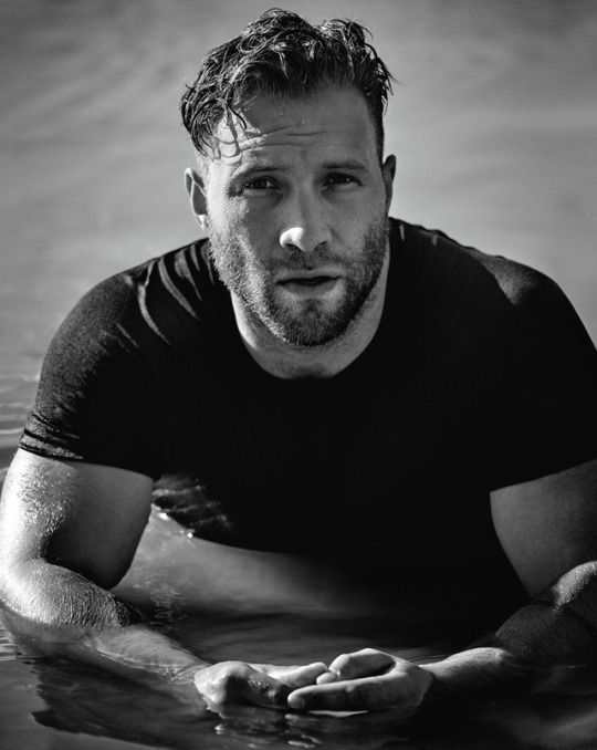 Jai Courtney || GQ Australia || March/April 2017