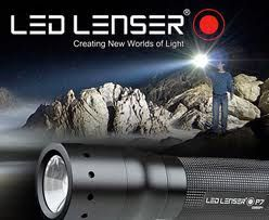 With Led Lenser lamps, you hold a piece of the future in your hand. Order one now at www.voyager-shop.eu