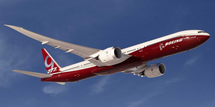Here's The New Boeing 777X Series That Airlines Are Buying Like Crazy