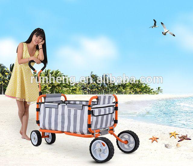 Mão puxar easygo crianças lazer dobrável carrinho de praia com sistema de freio-em Carrinhos de Ferramentas para manuseio de materiais em m.portuguese.alibaba.com.