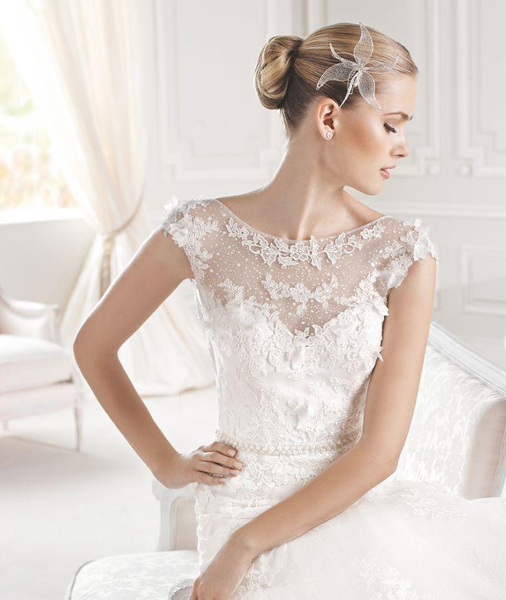 Popular ERAN wedding dress from the Glamour La Sposa collection La Sposa