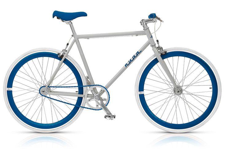 Fixie Singlespeed Fahrrad, 28 Zoll, 1-Gang (gear) Flip Flop, »Nuda 571«, MBM.  Lieferbar in 2 Rahmenhöhen  Das Fixie Nuda ist das Spitzenmodell aus der MBM-Serie. Die hochwertig verbauten Komponenten garantieren höchsten Fahrspaß und Fahrkomfort. Ein gelungenes Fixie das keine Wünsche offen lässt.  Technische Details: Rahmen: Hi Ten, Rahmenhöhen: Größe 1= 53 cm Größe 2 = 56 cm, Gabel: Hi Ten, S...