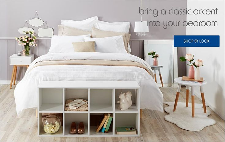 Bedroom Decor Storage Kmart Australia