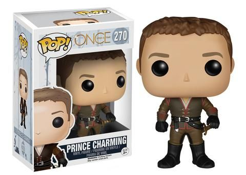 Pop! TV: Once Upon A Time - Prince Charming