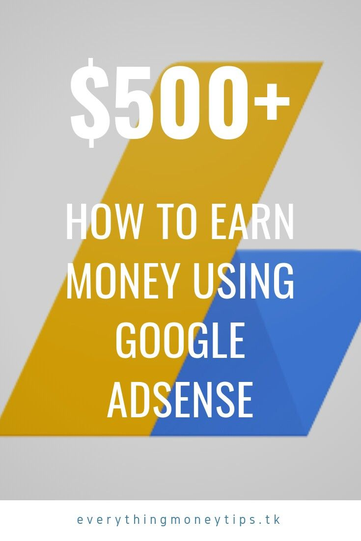 How To Earn Money In Google Ads