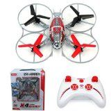Syma X4 2.4G 4CH Remote Control RC Helicopter QuadCopter Aircraft Gyro Red New - http://dronesheaven.ianjweboffers.com/syma-x4-2-4g-4ch-remote-control-rc-helicopter-quadcopter-aircraft-gyro-red-new/