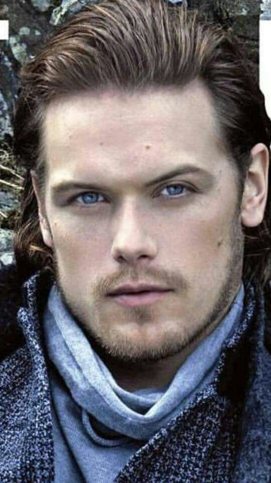 Handsome Outlanders Sam Heughan