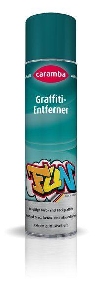 Graffiti Entferner: Zur gründlichen Beseitigung von Graffitis auf harten Untergründen. Löst und entfernt Farb-, Lack und Filzstiftgraffitis. Wirkt auf harten Untergründen wie Glas, Stahl, Kunststoff, Lack, Beton und Putz.