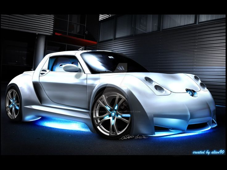 Smart Coupe' by Alien90-AncoraDesign