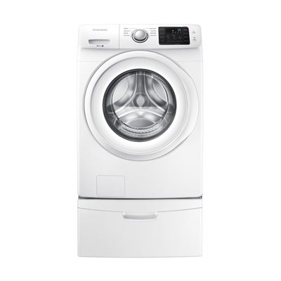 Samsung 5.2-Cu Ft High-Efficiency Stackable Front-Load Washer (White) ENERGY STAR