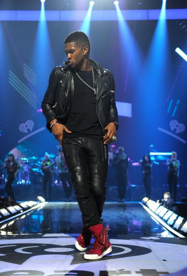 usher in leather - Yahoo Image Search Results