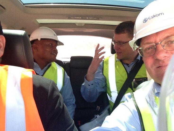 Denmark's Minister for Energy @rasmushelveg discuss #renewable energy with South Africa energy giant @Eskom_SA #dkpol pic.twitter.com/UCPoYm2hfM