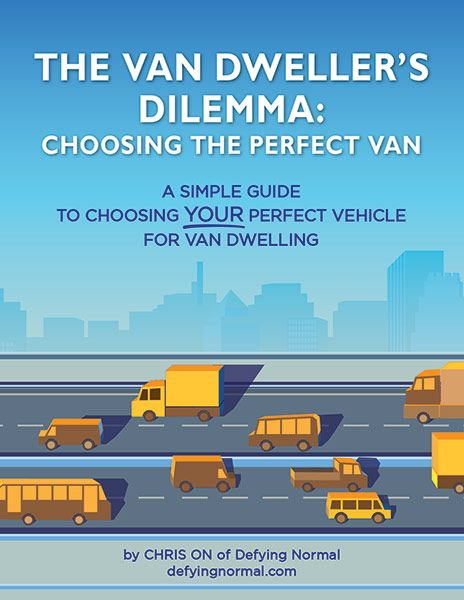 One of the most common questions I see on van dwelling forums is: What's the best van for van dwelling? When I began my van dwelling career I had the same question, and I was stuck on it for several weeks. The whole van dwelling world was so new to me that I really had …