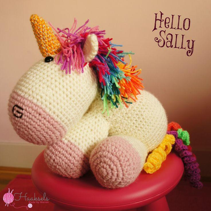 Sally - the unicorn
