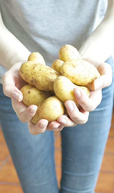 White-Fleshed Potatoes