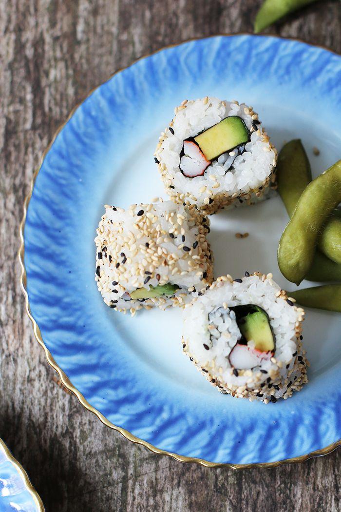 Sushi bestellen in Düsseldorf