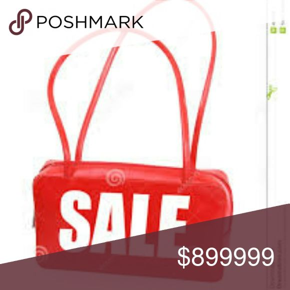 DESIGNER HANDBAG SALE!!! Reasonable offers only please!!  Will decline any offer that is over half off my asking price!  Some prices I have already marked down to lowest.  Reasonable offers will be accepted. Free People Bags