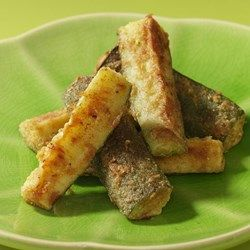 Oven-Fried Zucchini Sticks - EatingWell.com