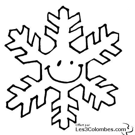Flocon de neige 006