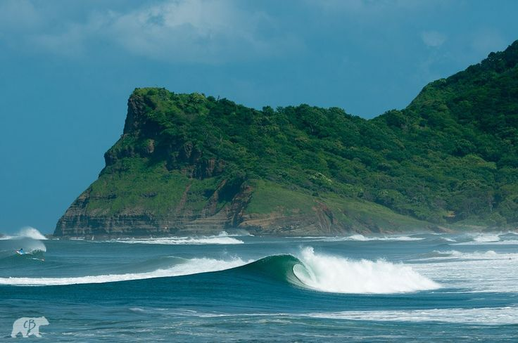 A Nicaraguan Dream by Chris  Burkard. This picture was taken in Tola, Nicaragua at Playa Colorados.