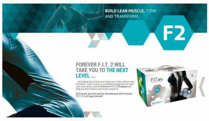 FOREVER F.I.T 2 - Build LEAN MUSCLE, TONE & TRANSFORM