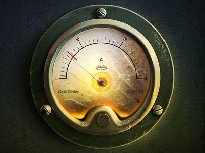 amperemeter - #ui