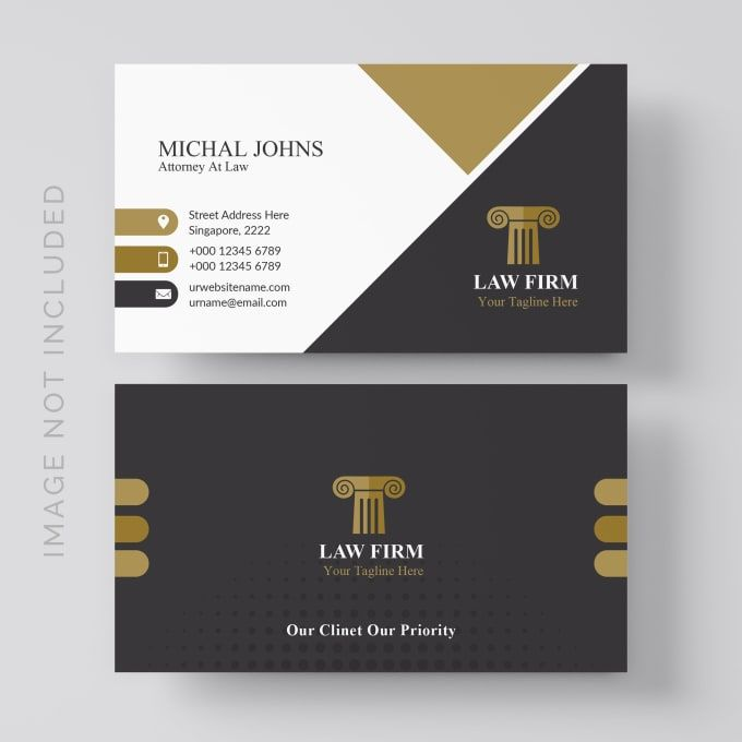 Need A Business Card Designed Create Your Unique Business Card Today The Best Business Lawyer Business Card Free Business Card Templates Free Business Cards