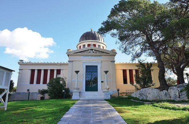 7+1 πράγματα που κάνουν το Εθνικό Αστεροσκοπείο Αθηνών μοναδικό - Αφιερώματα - NEWS247