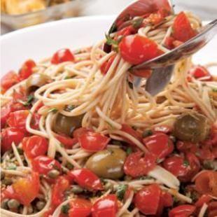 Recipe healthy pasta sauce