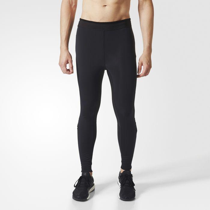 adidas Climaheat Ultra Tights - Mens Running Tights