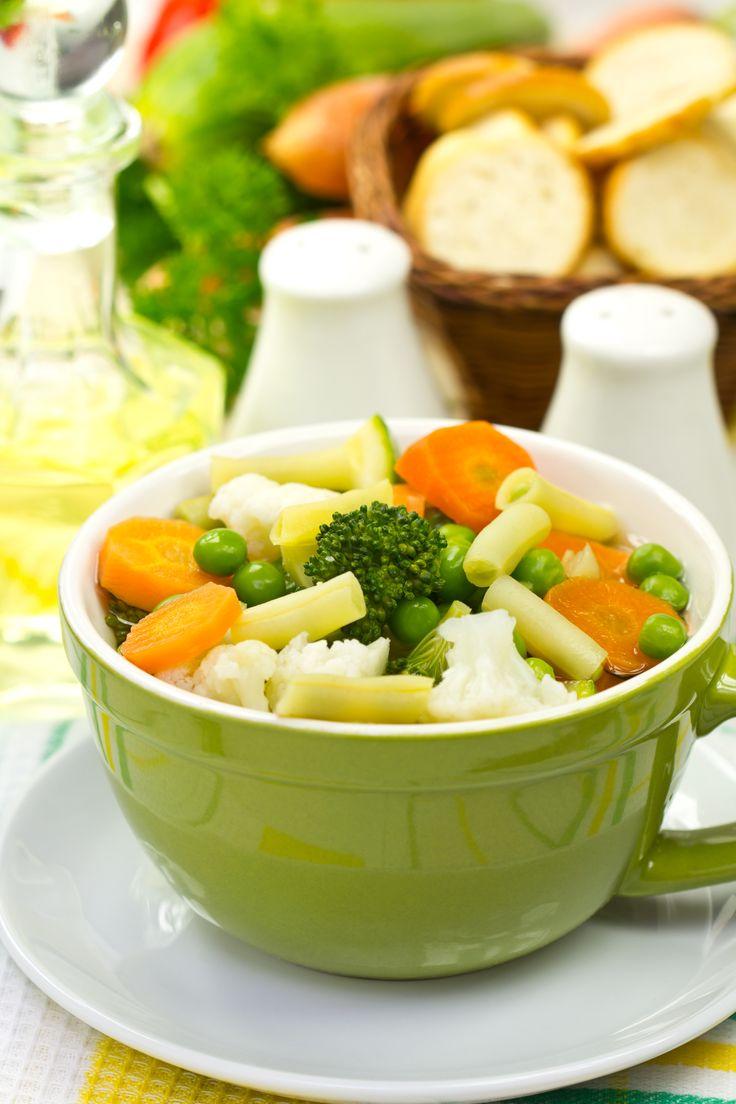 Retete de supa fara calorii. Poti sa slabesti fara sa tii diete drastice!