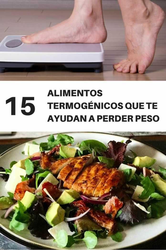 Comidas ayudan a bajar de peso