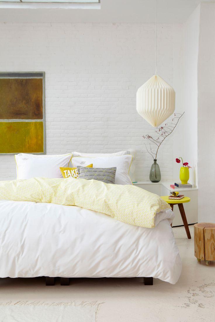 ideeën over Wit Grijze Slaapkamer op Pinterest - Gezellige slaapkamer ...