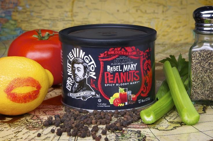 Rebel Mary    Lord Nut Levington - Bloody Mary Peanuts!!!