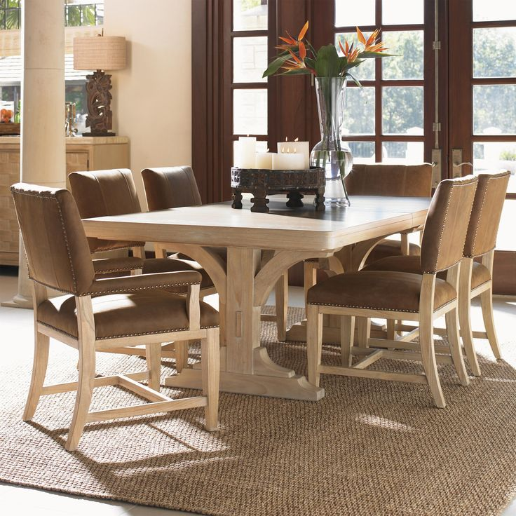 25 best images about Dining Room TableChairs on Pinterest
