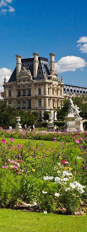 Tuileries Garden - Paris | France