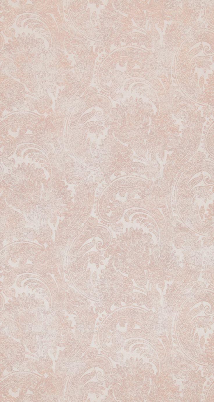 Pretty Paisley wallpaper. Pattern 18381.