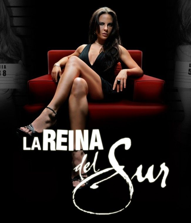 La Reina del Sur: EXCITING SOUPOPERA!!