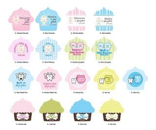 Dondurma Bebek Etiketi