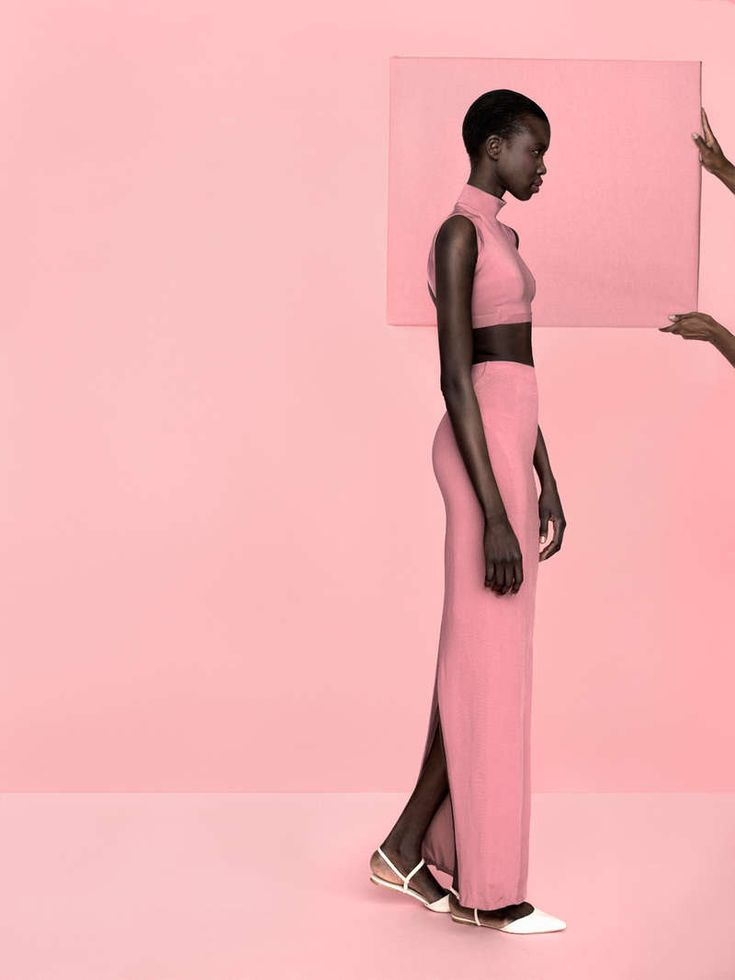 dress - Magazine vogue needs black friends video